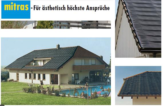 Mitras Solarheizungen
