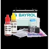 Pooltester pH/Chlor mit Flüssigindikatoren